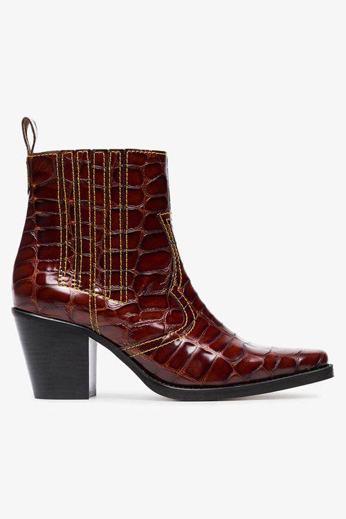 12 Botas Camperas De Mujer Con Muuucho Rollo Zapatos