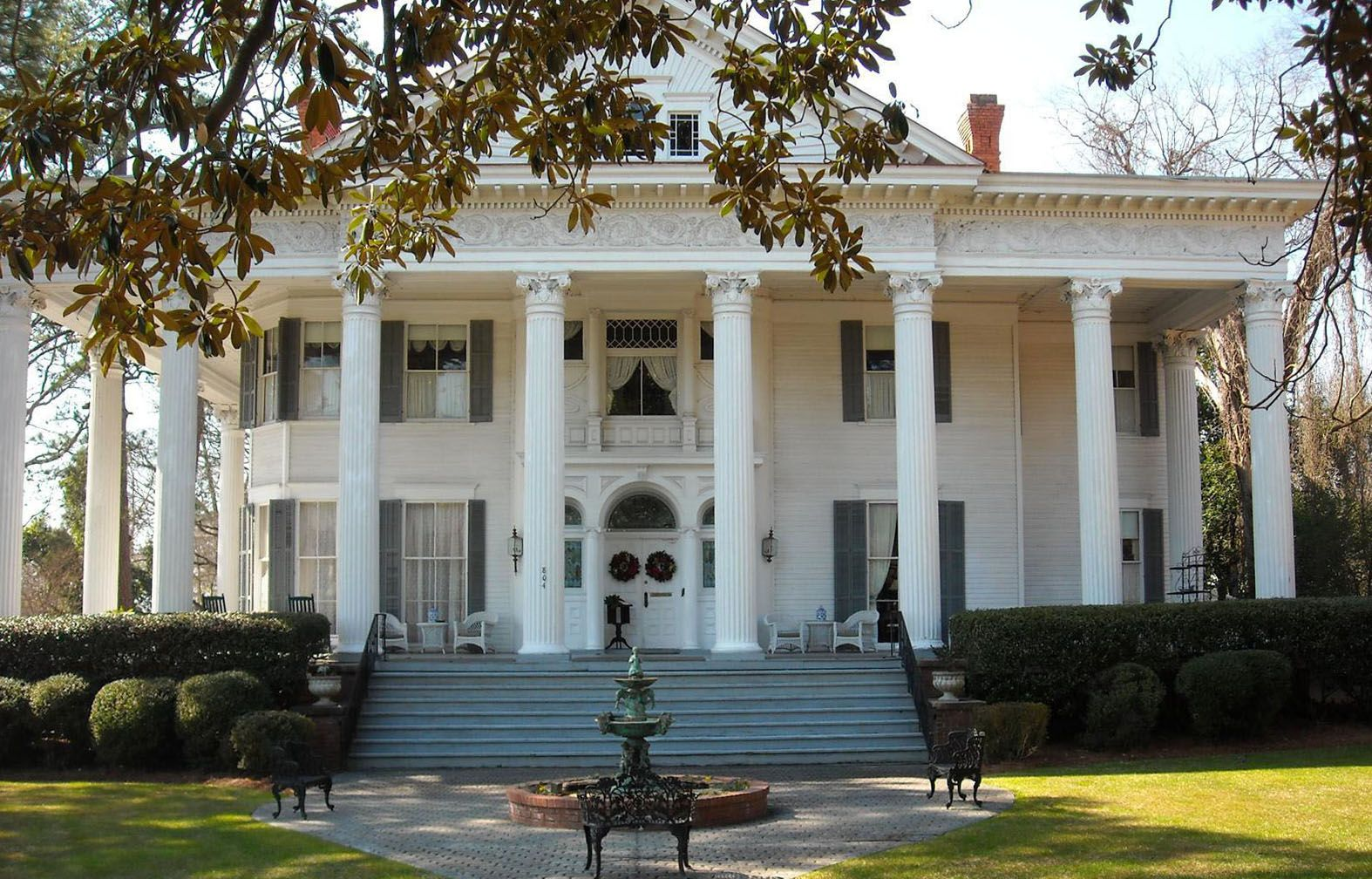 Rosemary Hall, North Augusta, South Carolina (With images