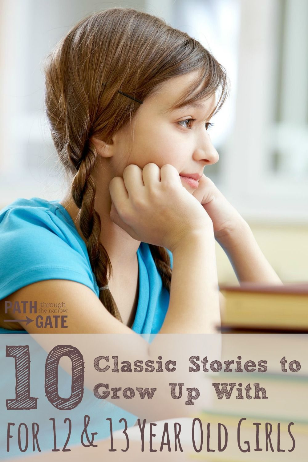 Ten Classic Stories For 12 13 Year Old Girls Classic Story