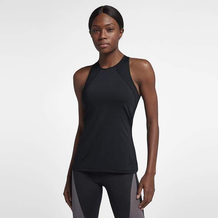 8f8b39388be Nike Pro HyperCool Women's Training Tank   Products   Nike pro women ...