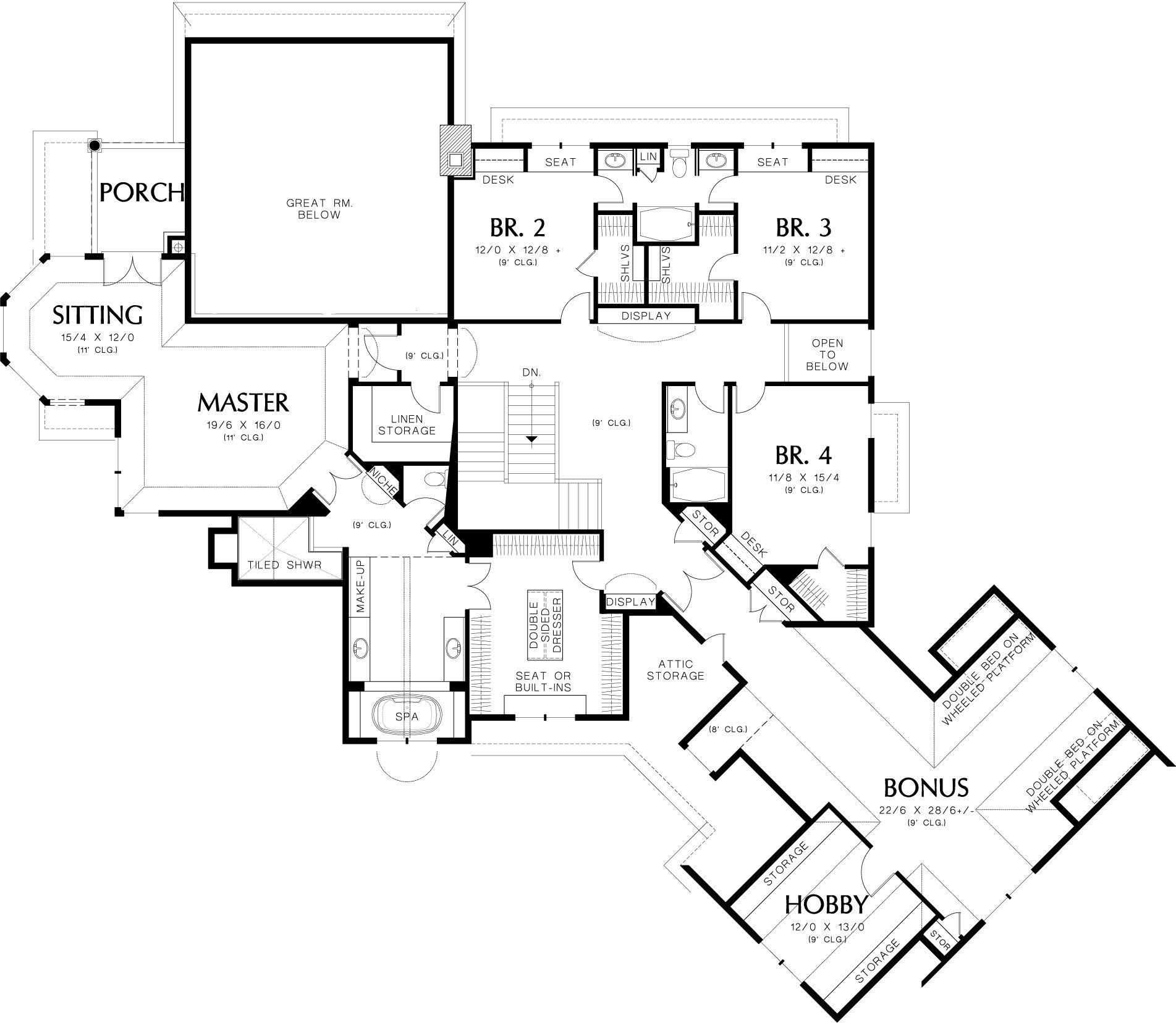 5 Beds 5.5 Baths 6020 Sq/Ft