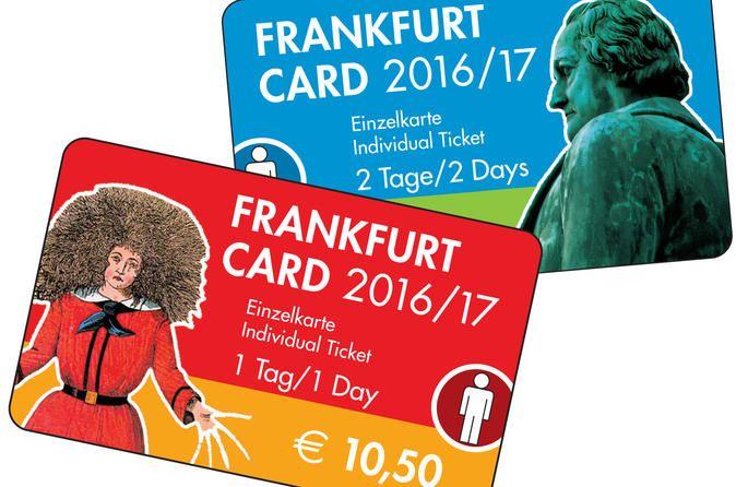 Ticket Nach Frankfurt