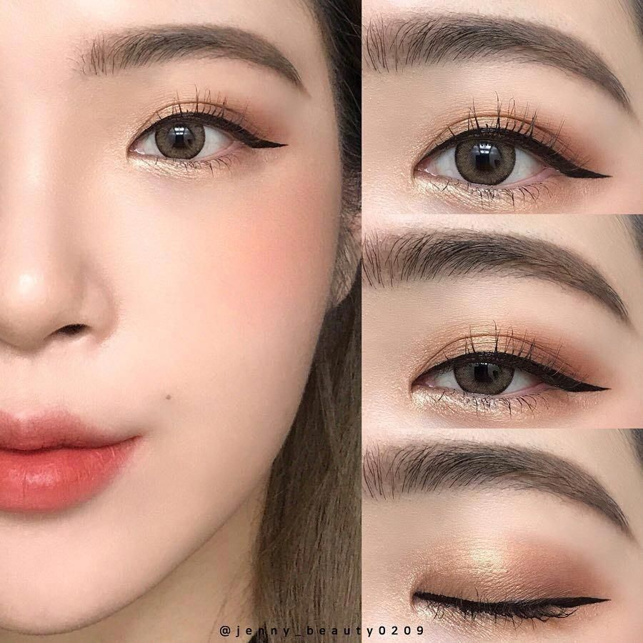 8 Steps To Achieve Perfect Eye Makeup - Makeup Mastery in ...