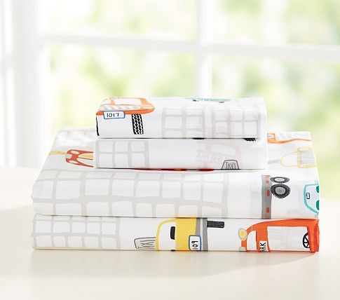 Construction Duvet Cover Pottery Barn Kids With Images