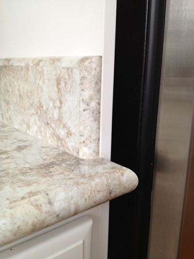 The Latest Trends In Laminate Countertop Products And Edge Options