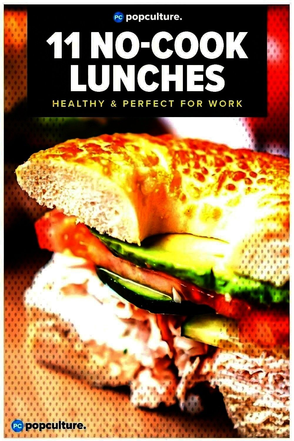 for healthy lunch ideas that dont require much effort. These 11 easy Theres something to be said