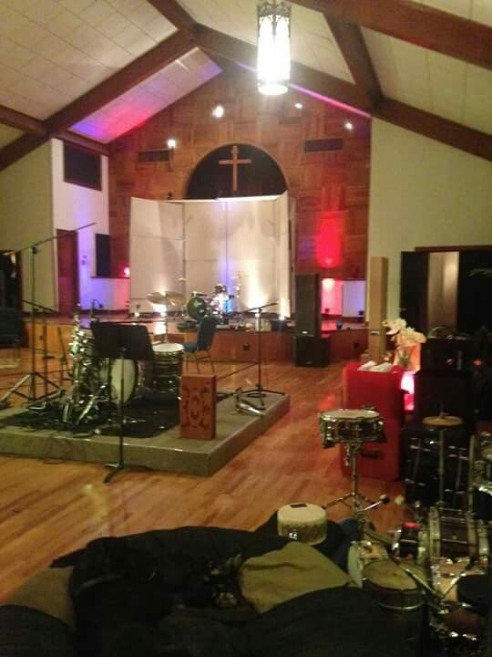 Awesome studio to record at