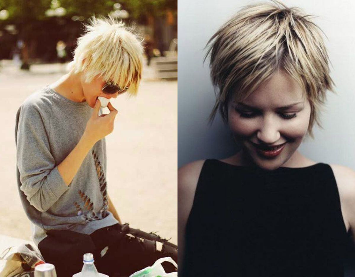 Short Shaggy Haircuts 2017 To Find Out Now