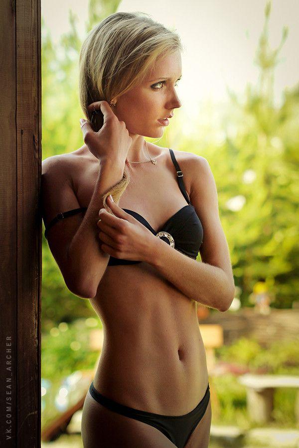 fcb160e67 Lena by Sean Archer, via 500px   Bikinis   Toned girls, Skinny girls ...