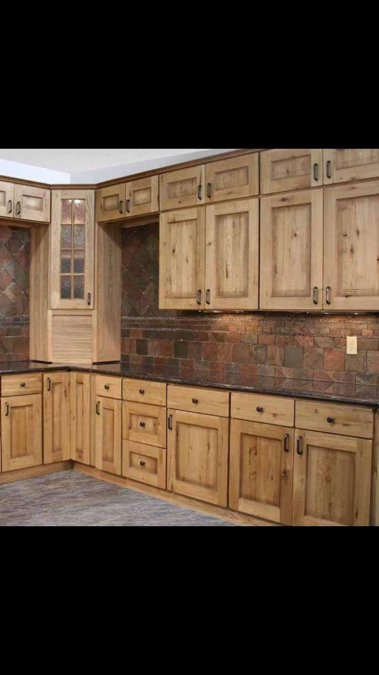Kitchen Kitchen Cabinet Styles Hickory Kitchen Cabinets Rustic Kitchen