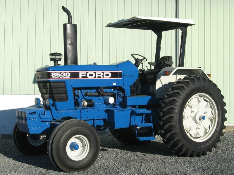 Ford 8530 Google Search Ford News Tractors Ford