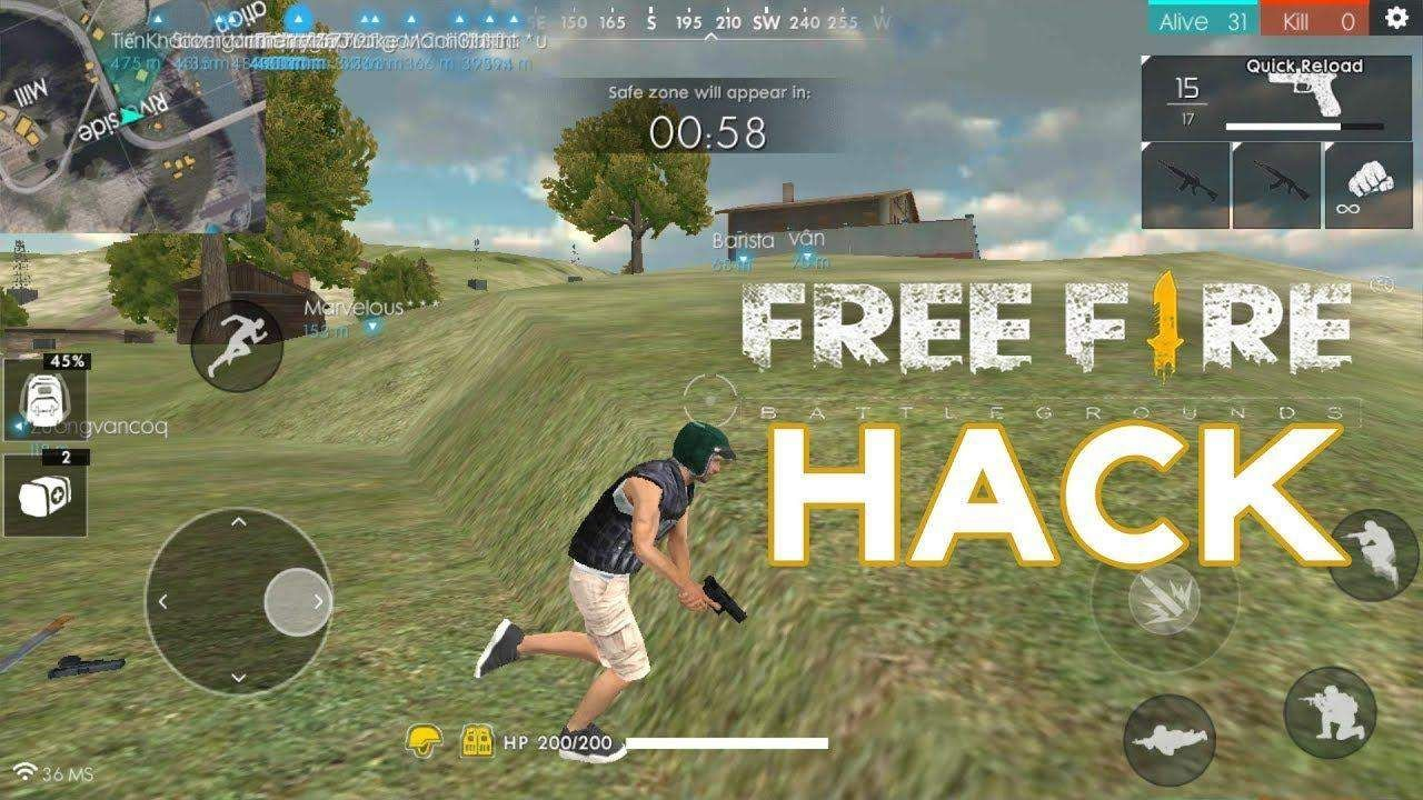 Free Fire Hack Generator Best New Working In 2020 No Ban Unlimited