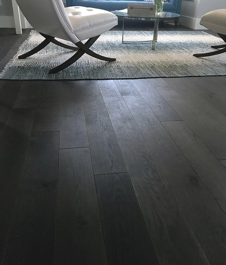 Dark Wide Plank Hardwood Flooring Tremont Stonewood Products