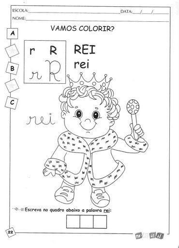 LETRA+R+Alfabeto+Ilustrado++Cobrir+Escrever+com+Frutas+e+Animais+Atividades+Desenhos+(18).jpg (370×512)