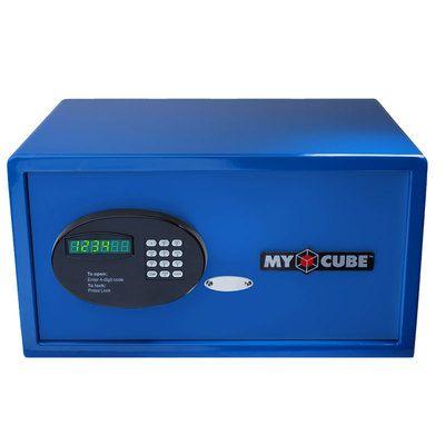 MyCube Safe in blue