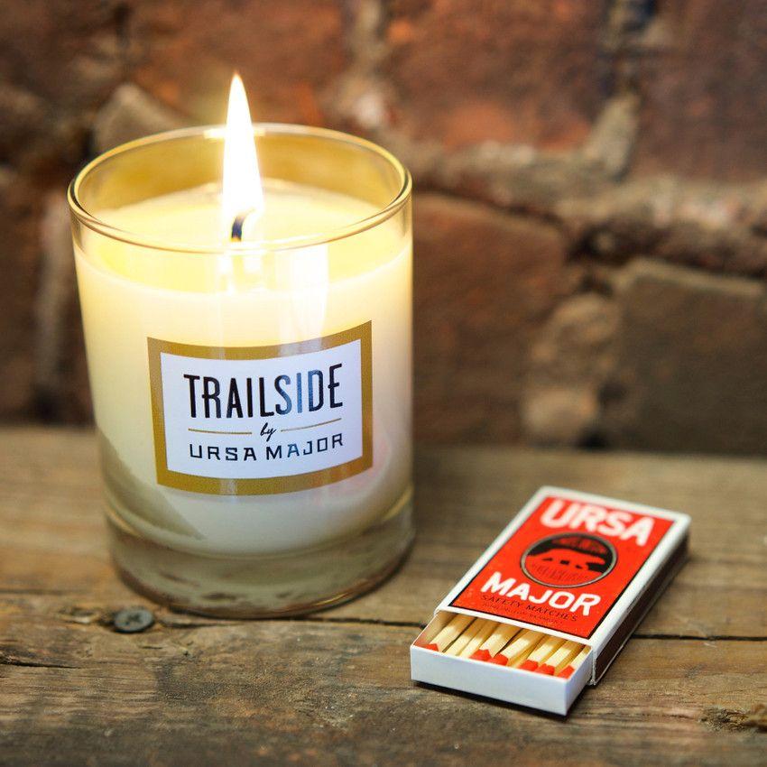 Ursa Major Trailside Natural Candle