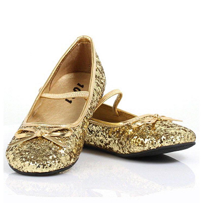 16c7d56e436 Sparkle Ballerina Child Shoe - Gold