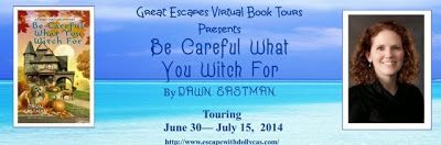 Bea's Book Nook: Blog Tour Review & Giveaway of Be Careful What You Witch For by Dawn Eastman...