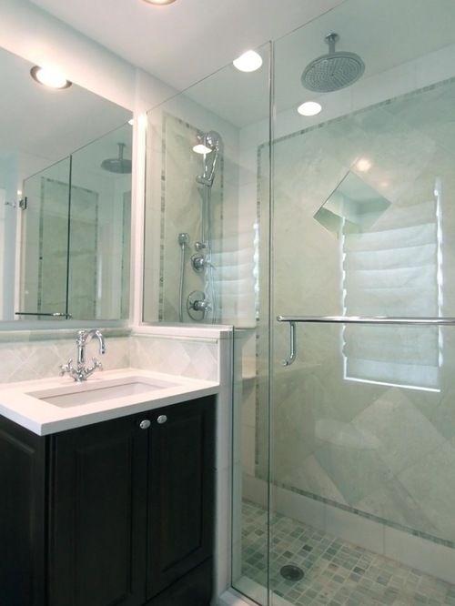 Kleines Badezimmer Bilder Kleine Master Bad Bilder Keineswegs Gehen Von  Designs. Kleine Master