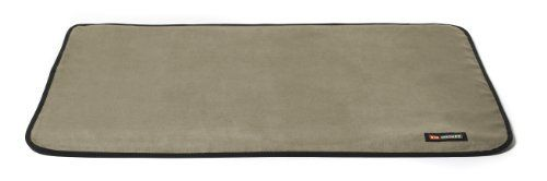 Big Shrimpy Landing Pad Faux Suede Crate Mat Extra Large Stone >>> To view further for this item, visit the image link.
