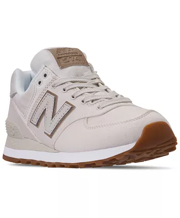 New Balance Women's 574 Casual Sneakers from Finish Line & Reviews ...