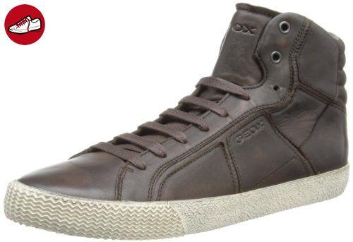 U Brattley B, Sneakers Basses Homme, Noir (Blackc9999), 43 EUGeox