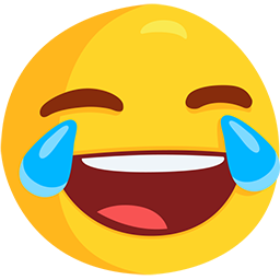 Face With Tears Of Joy On Messenger 1 0 Tears Of Joy Big Emoji Faces Joy