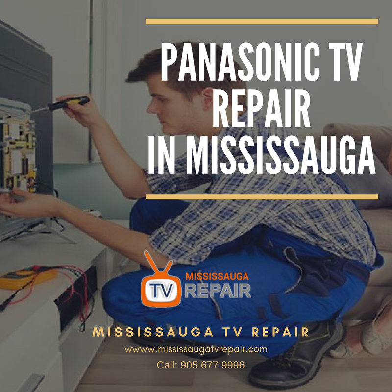 Searching for a high quality Panasonic TV repair service