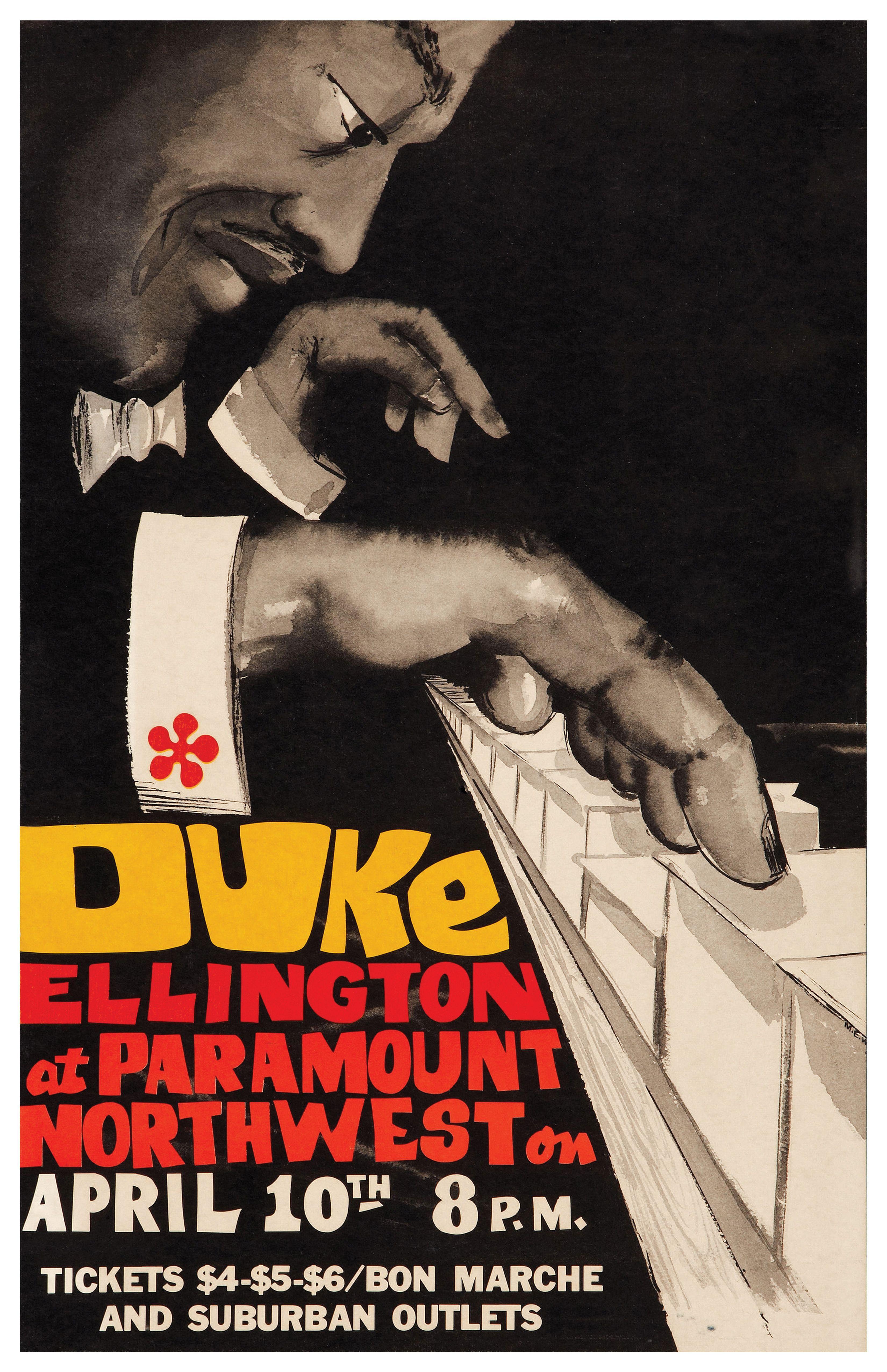 Vintage Jazz Music Posters