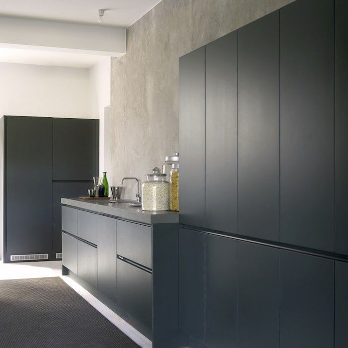 Durat Solid Surface Counter And Cabinets, Remodelista