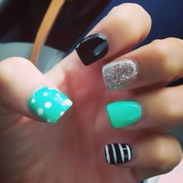 Like The Design But The Nails Are Way To Thick Check Out The