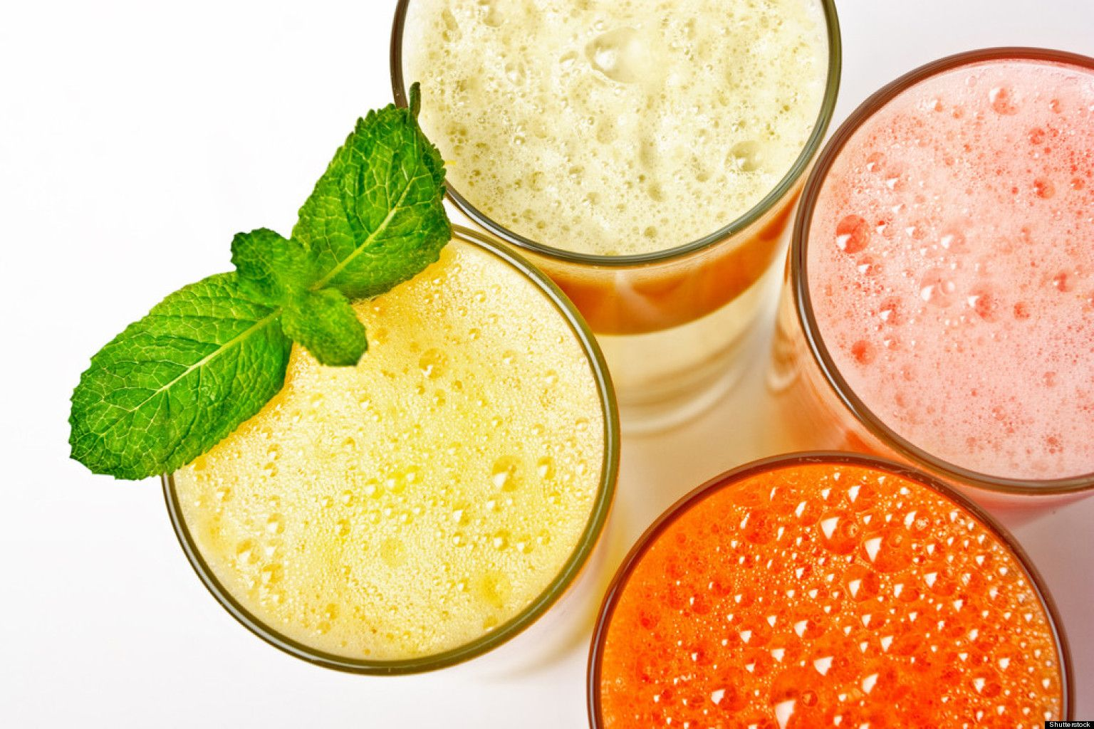 7 Fast Working Drinks That Will Give You Immediate Belly Shrinking Results