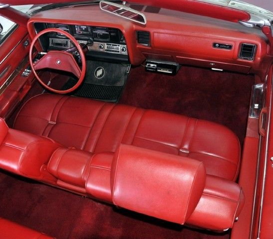 1969 Buick Electra 225 For Sale: Buick Electra 225 Rechromed Bumpers And Sharp Paint Job