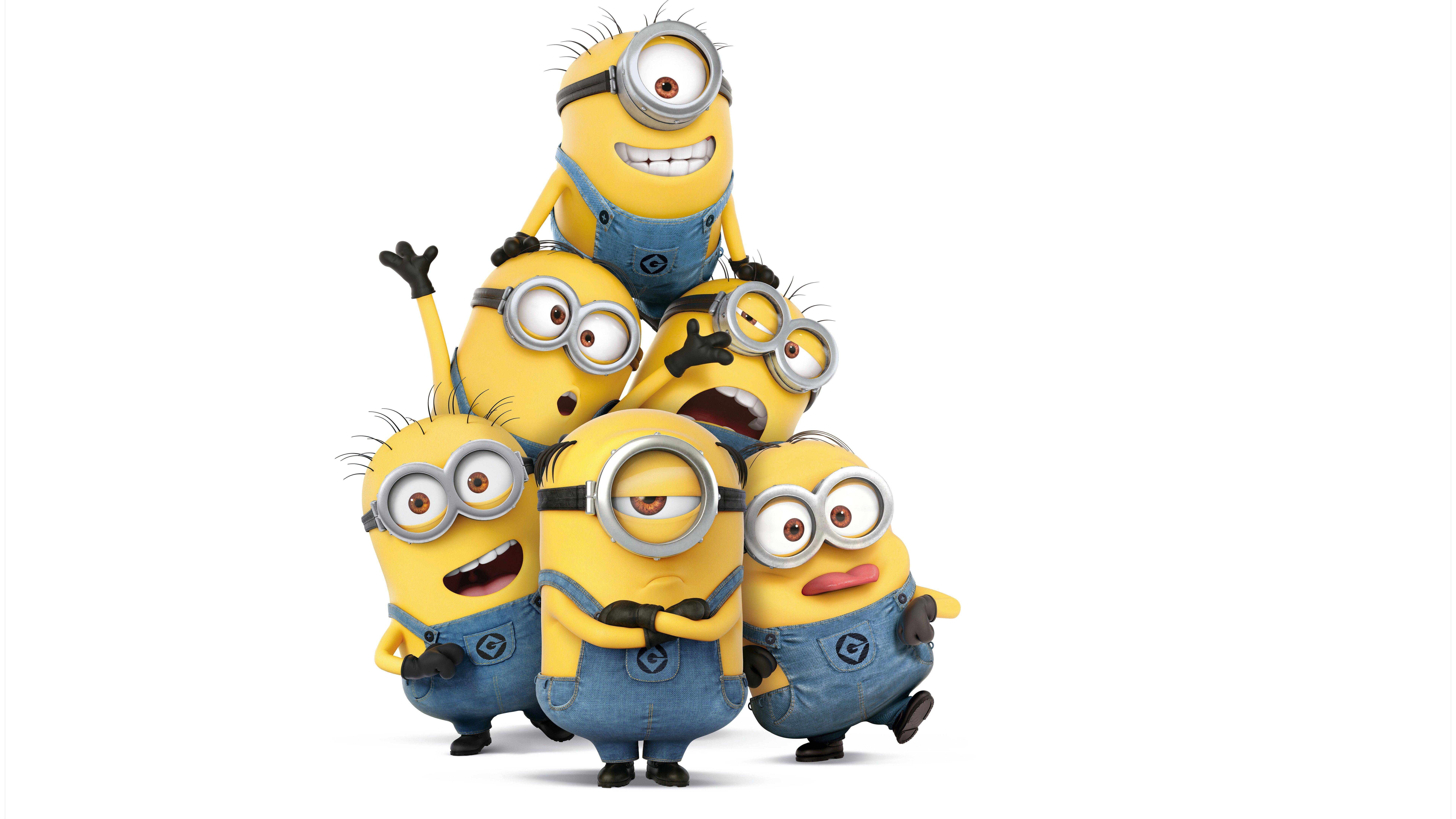 Download Free Minions Wallpapers Free Hd Wallpapers Part 5 Minions Wallpaper 8k Wallpaper Minions