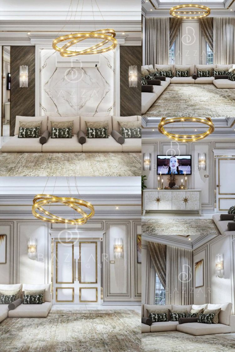 Mens Majles With Neoclassic Style Style