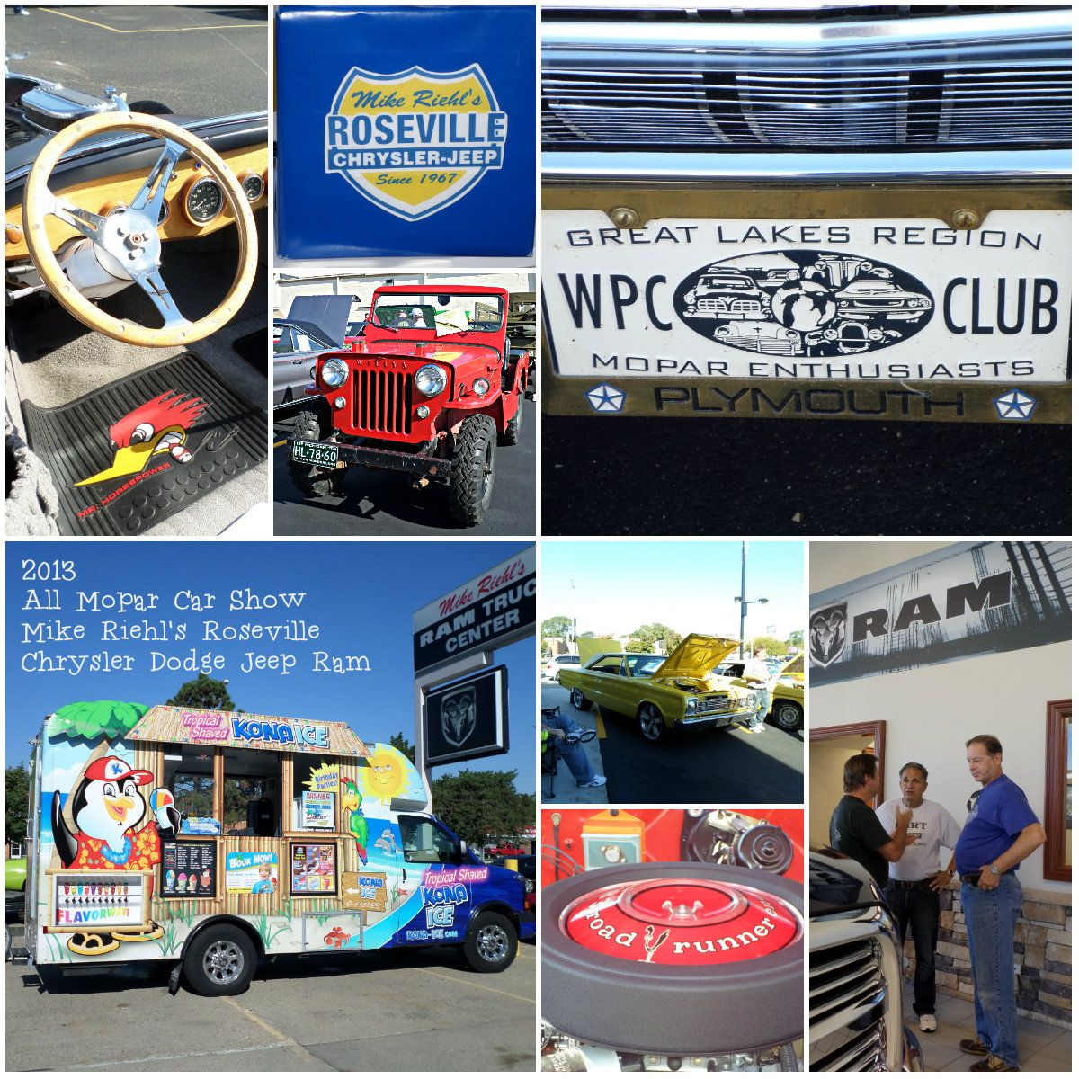 11th Annual All Mopar Car Show On Saturday September 27 Is From 8