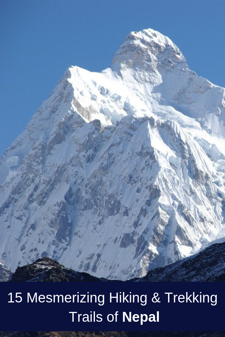 Top 15 Trekking Trails In Nepal To Explore The Best Of It