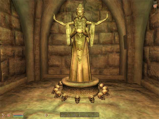Shrine Of Mephala Infobarrel Images Elder Scrolls Art Shrine The Elder Scrolls Iv
