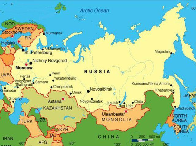Gu Von Russland Reise Informationen Die Sie Brauchen In Unserem