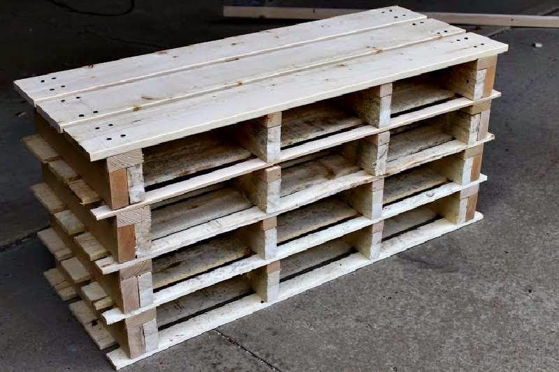 Muebles de palets instrucciones para hacer un zapatero for Ideas para hacer un zapatero