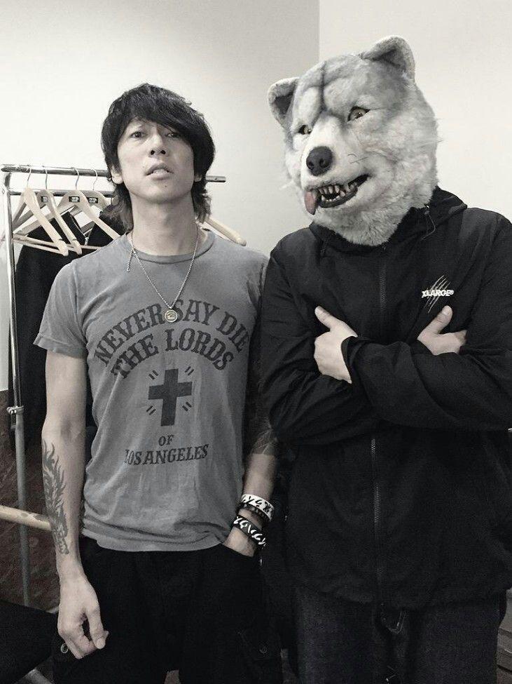 Takeshi Hosomi 細美武士 | manw...