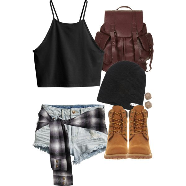 Scott McCall Inspired Outfit