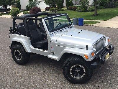 Ebay Jeep Wrangler Freedom Edition 2003 Jeep Wrangler 4 X 4 Sport Freedom Edition 4 0 L 6 Cyl Lifted Jeep Jeeplife U 2005 Jeep Wrangler Jeep Wrangler Jeep