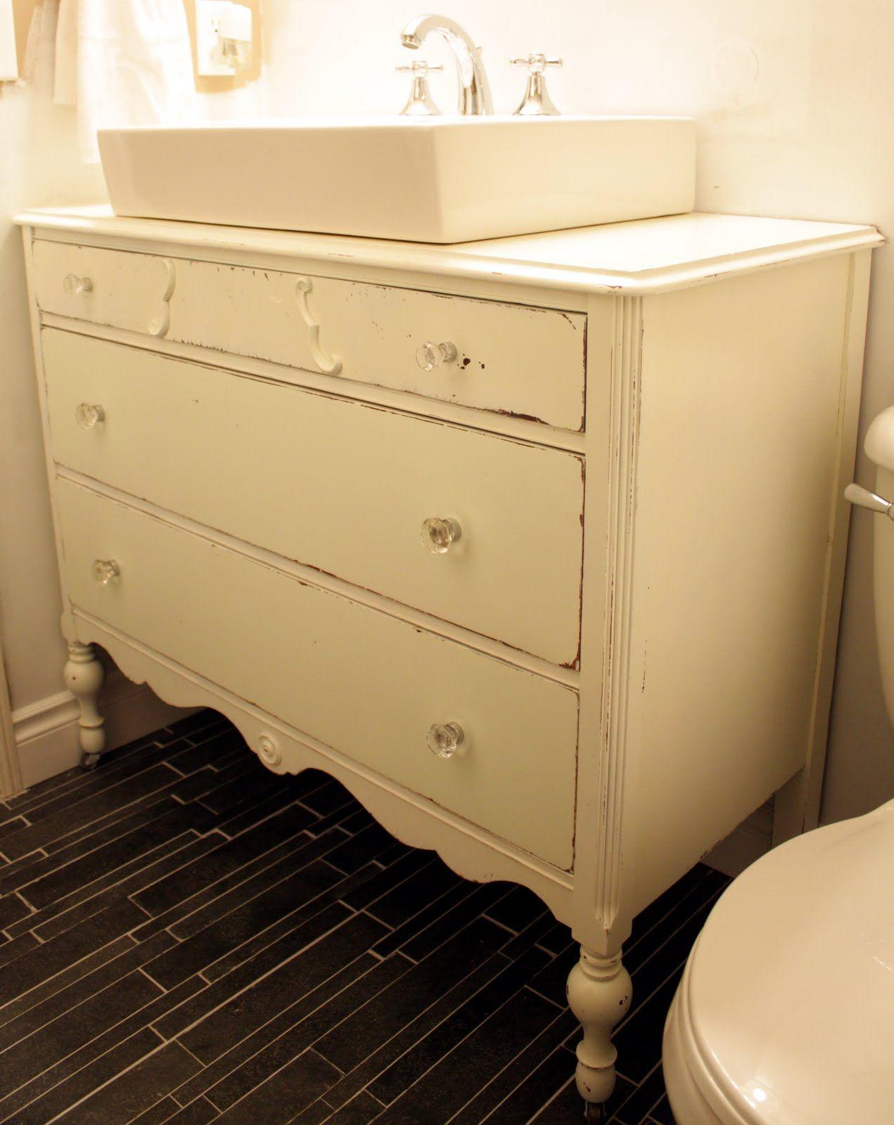 2 waschbecken badezimmer eitelkeiten dresser transformations  odd ideas  pinterest  kommode