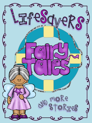 LIFESAVERS (NO PREP- EMERGENCY SUBSTITUTE and YOU LESSON PLANS) ~ FAIRY TALES from The Primary Reader    on TeachersNotebook.com -  (32 pages)  - Having an SOS day? Lifesavers are the perfect solution for days when you are too sick to plan for a sub, are greeted with an emergency or you are out of time. These NO PREP printables are perfect dail