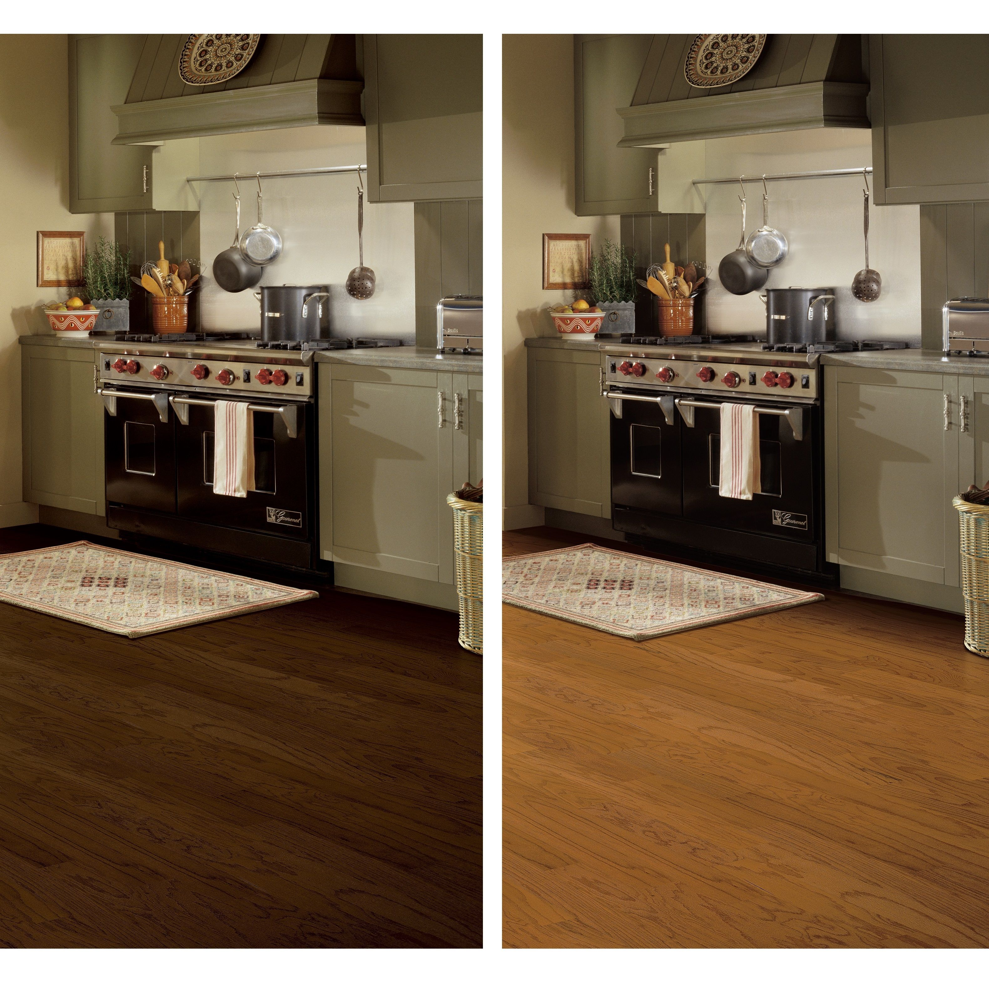 Maple Melamine Kitchen Cabinets Vs Wood Laminate Dark Vs Light Which Do You Prefer Dark Or