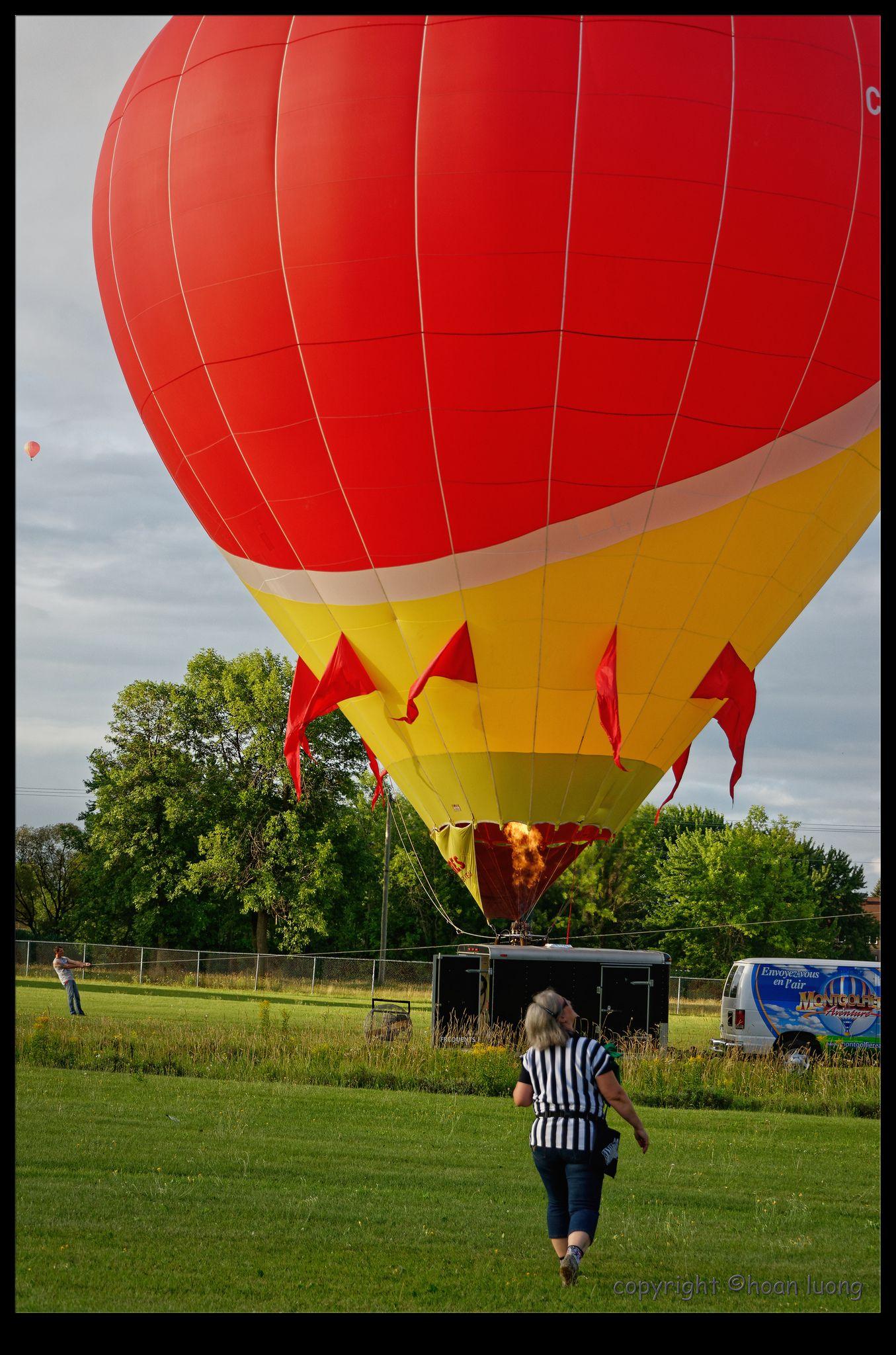 Montgolfière 2015 Air balloon, Hot air balloon, Balloons