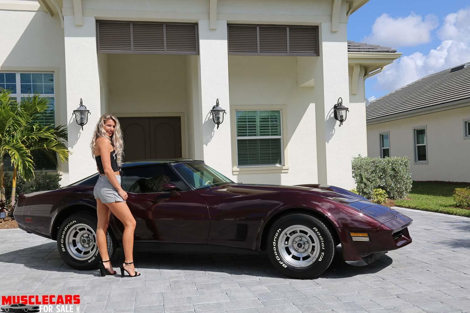 Used 1980 Chevrolet Corvette For Sale (19,900) Muscle