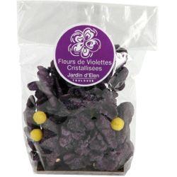 A d guster toulouse les violettes cristallis es for Maison violette toulouse