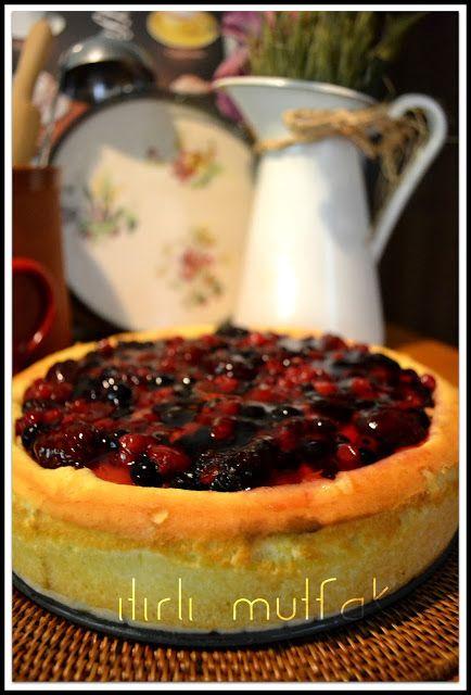 Itirli mutfak: Onun kendine has bir güzelligi var... Cheesecake.... #cheesecakefactoryrecipes